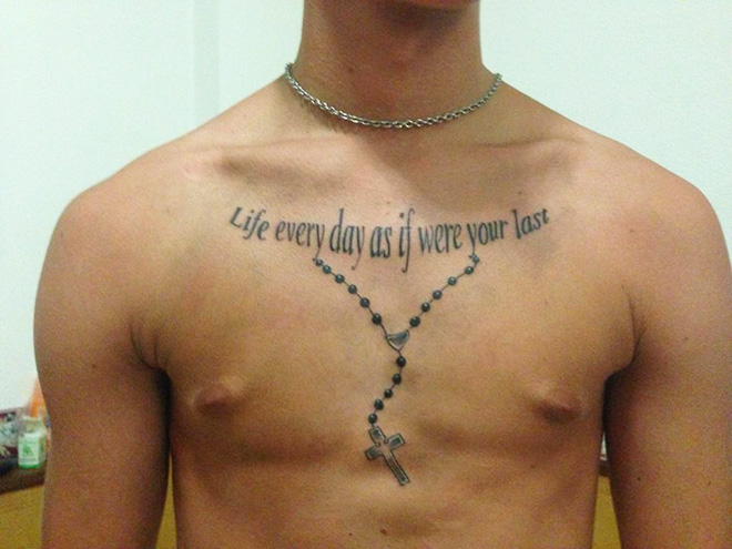 Cleaver Tattoos: Really Clever Tattoos