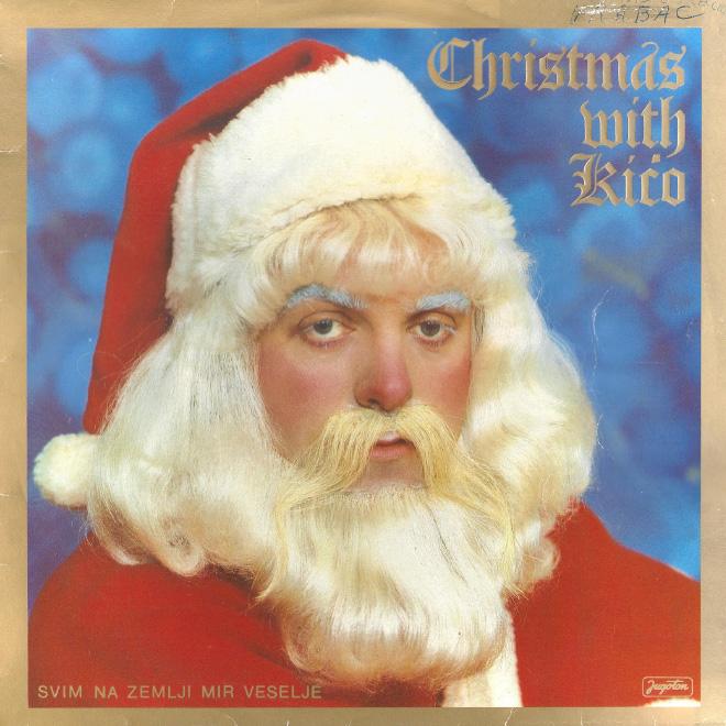 World's ugliest Santa.