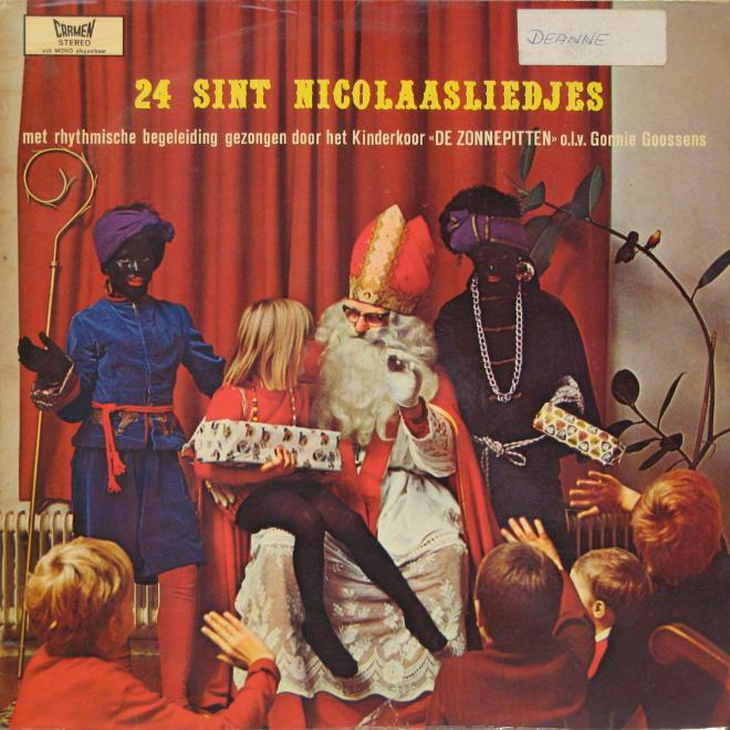 Vintage album cover art fail.
