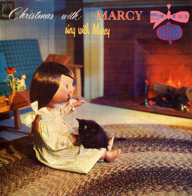 Wanna spend Christmas with Marcy?
