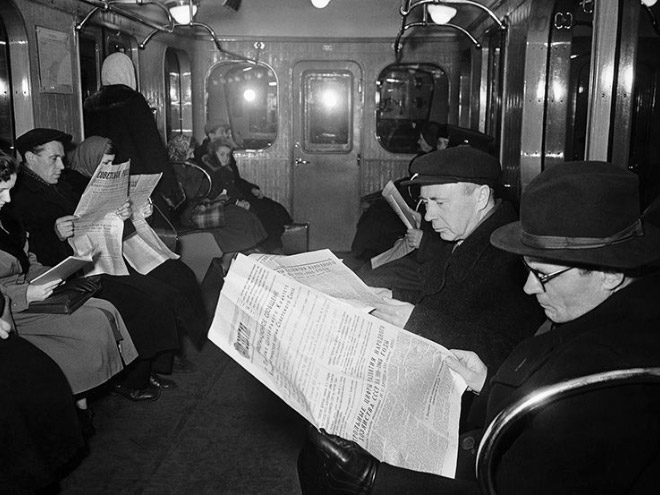 People really talked to each other before smartphones came along, right?