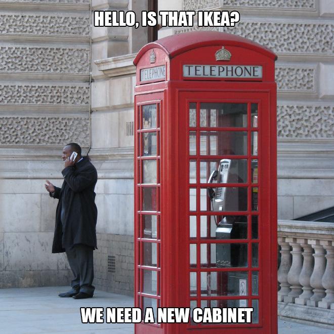 Hello, IKEA?