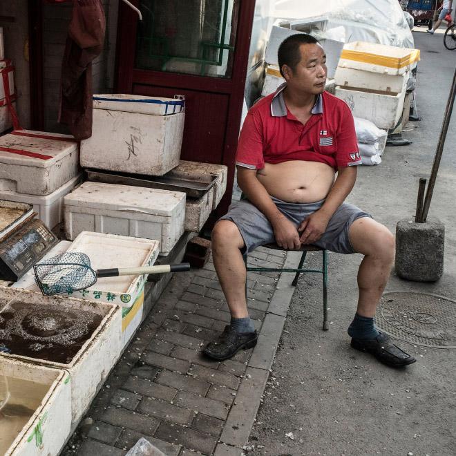 Beijing bikini fashion trend is going strong in China.