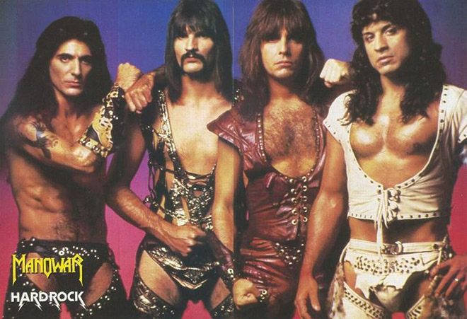 The manliest band ever.