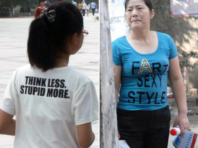Think less, stupid more.