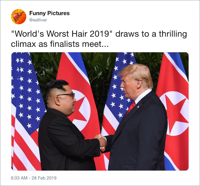 """""""World's Worst Hair 2019"""" draws to a thrilling climax as finalists meet..."""