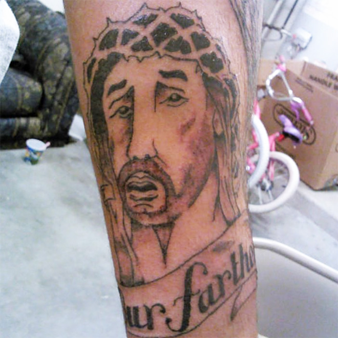 This is what low budget tattoo looks like. Still want to save money on your tattoo?