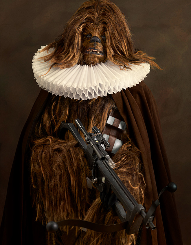 If pop-culture icons lived in Renaissance era...