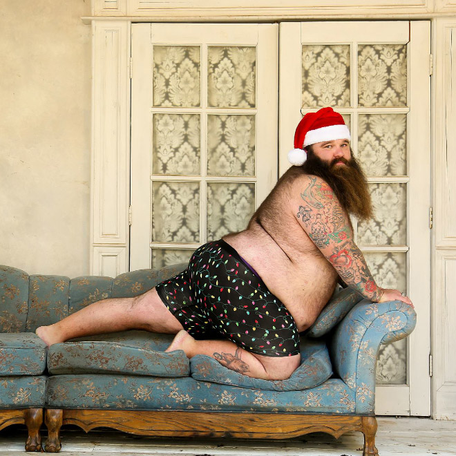 The best sensual male photoshoot ever.