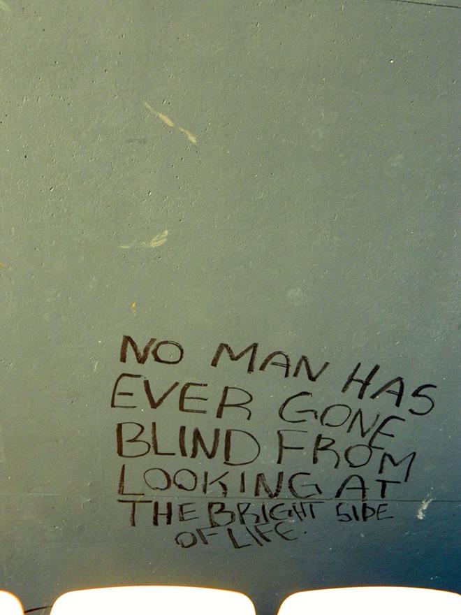 Canadian graffiti.