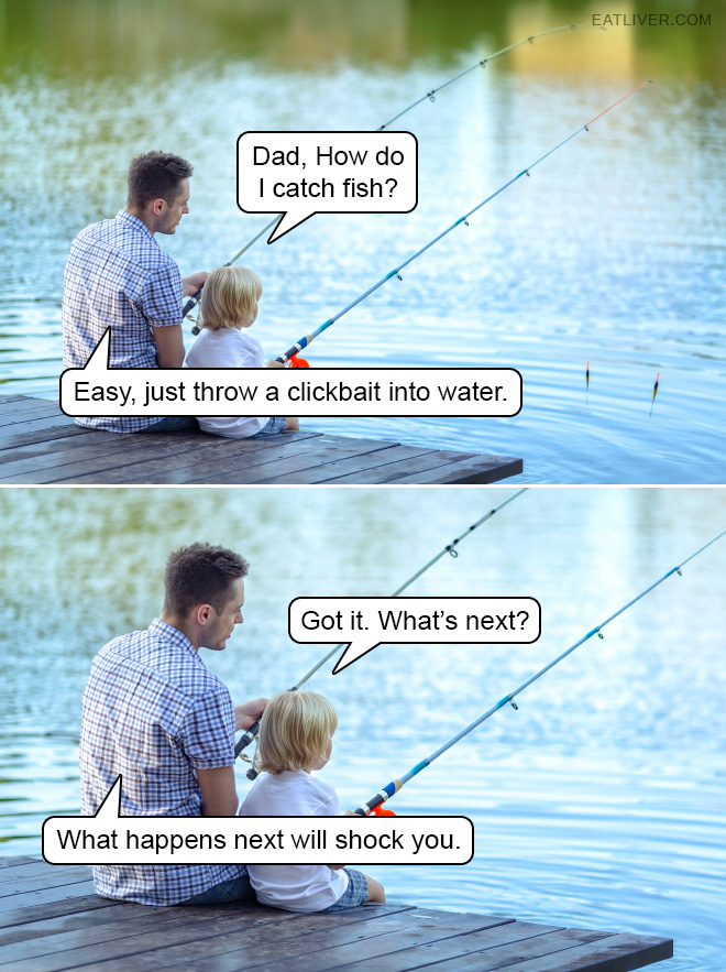 A heartwarming father-and-son moment.