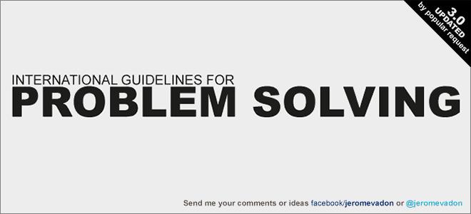 Problem solving guide.
