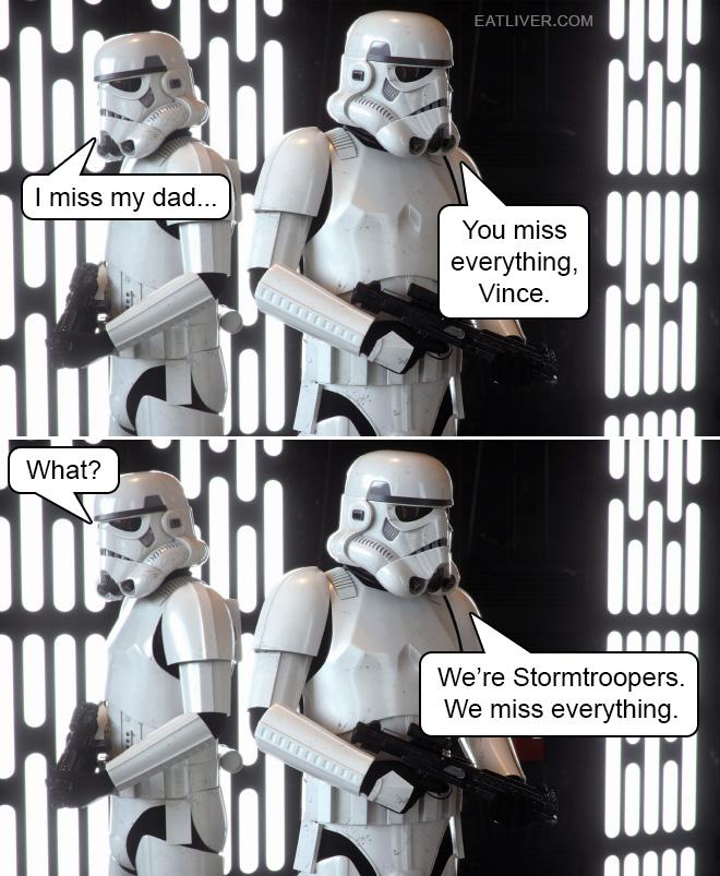 I miss my dad...