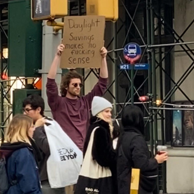 I agree with this protester.
