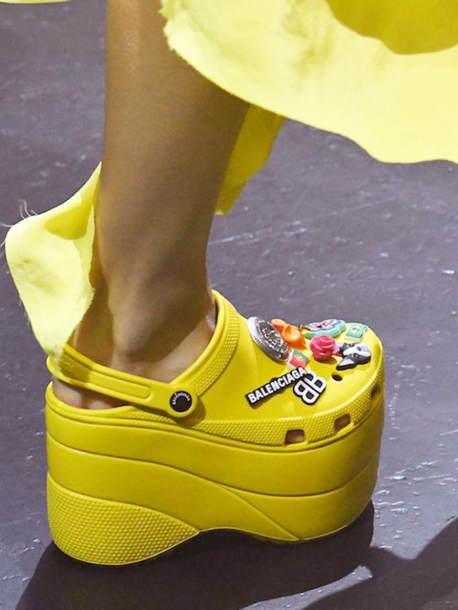 Horribly ugly shoes.