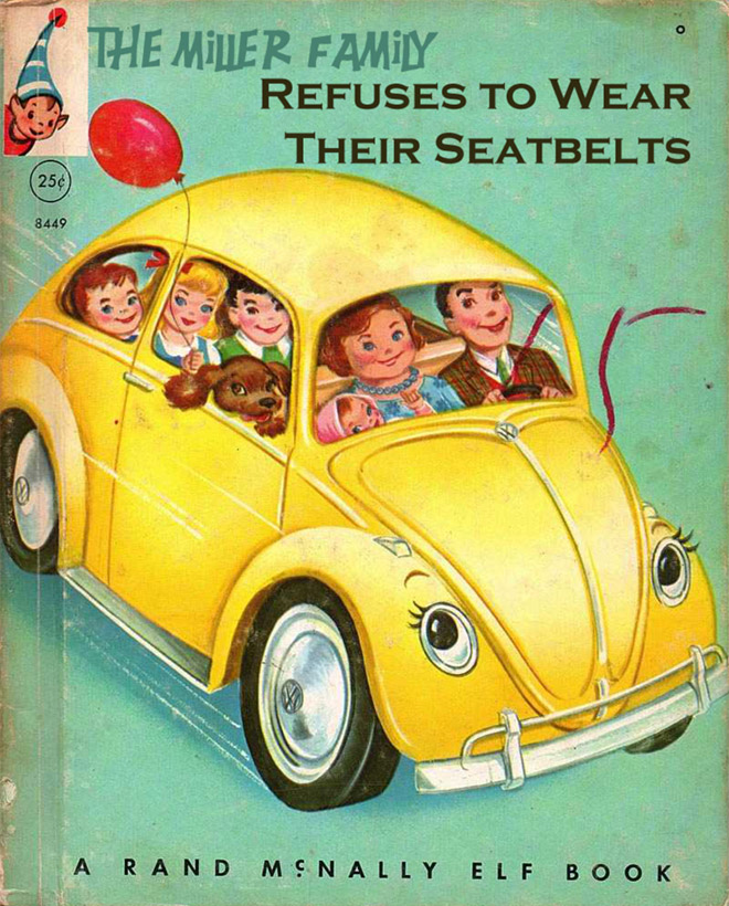 Banned children's books are the best books.