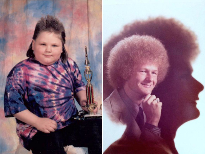 Awkward vintage glamour shots are the best!