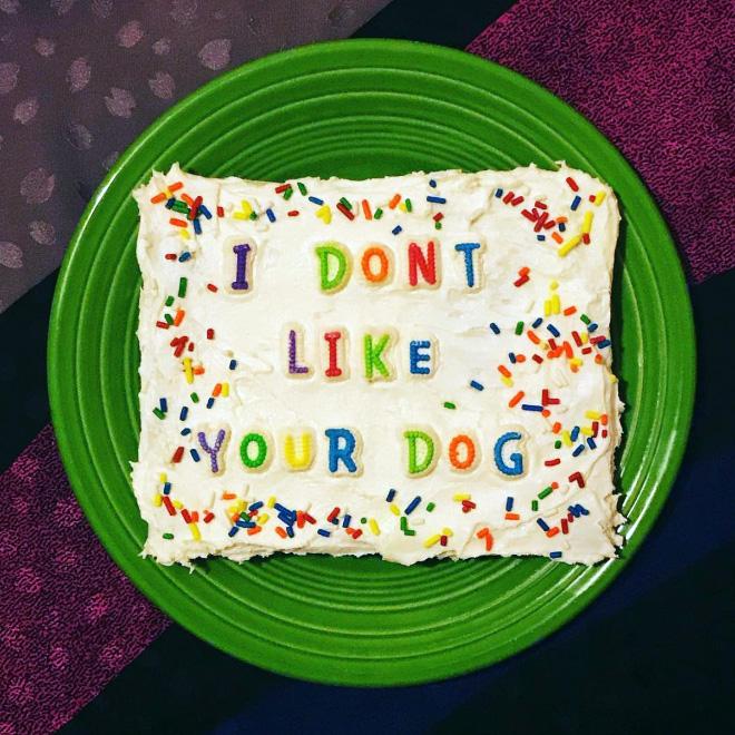 Beautiful delicious cake.