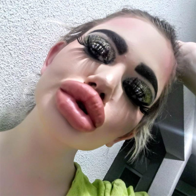 Would you kiss her?