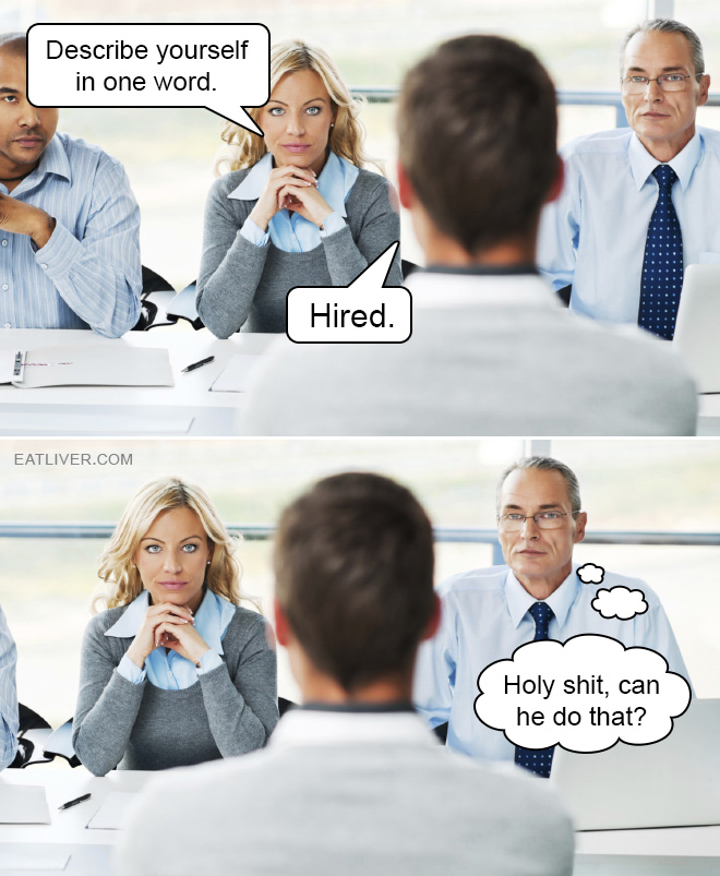 This lifehack will get you your dream job! Guaranteed!