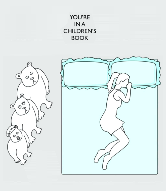 Have you ever wondered what your sleeping position says about your marriage? Scroll down to find out!