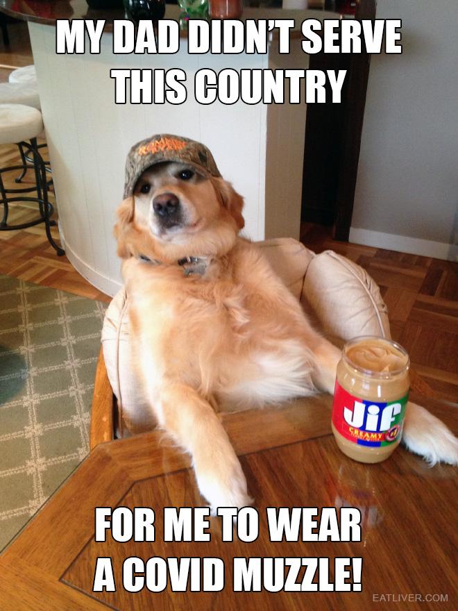 Redneck retriever meme.