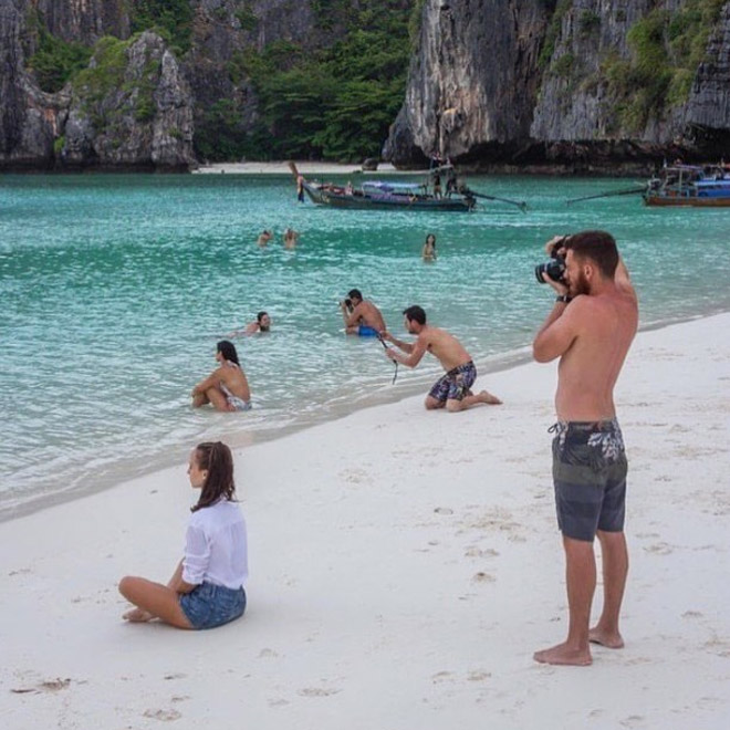 Taking the perfect photo is not easy.