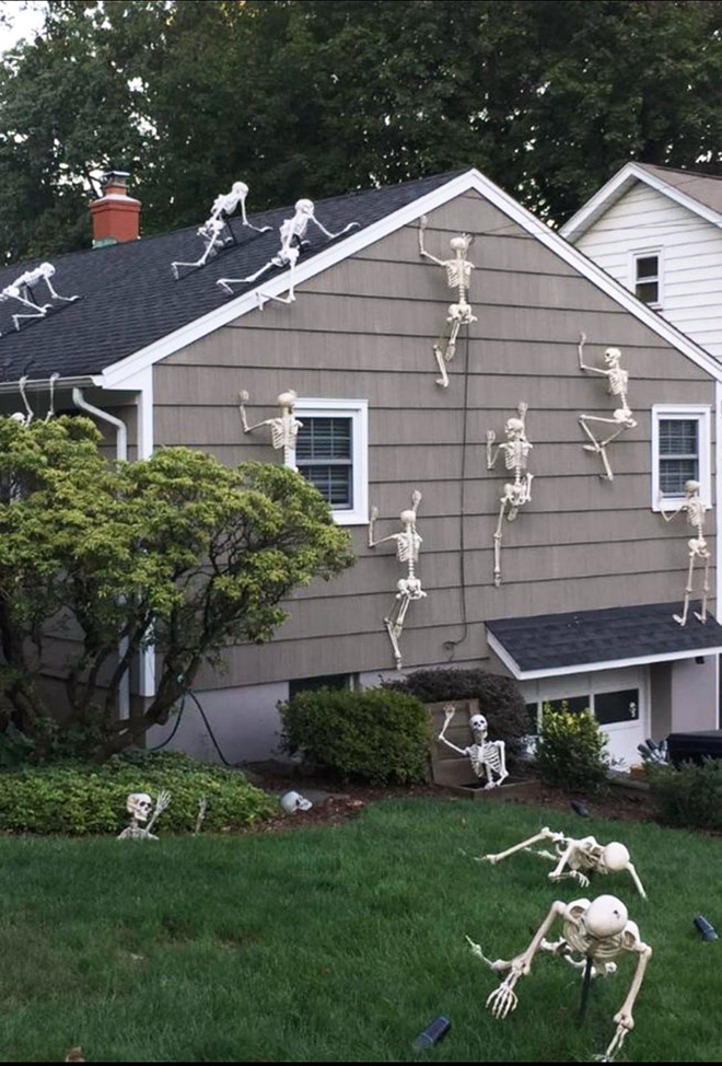 Awesome Halloween decoration.