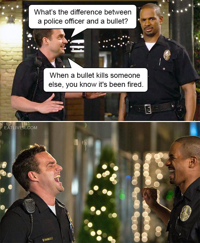 Dark humor is the best humor.