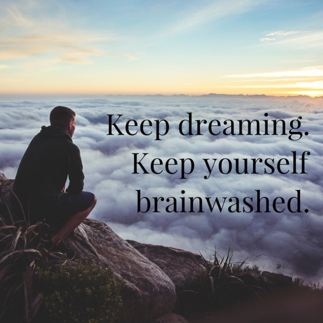 When A.I. generates inspirational posters...