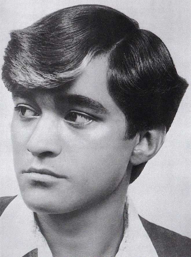 1970s was a weird decade for men's hairstyles.