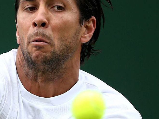 Mind control tennis.