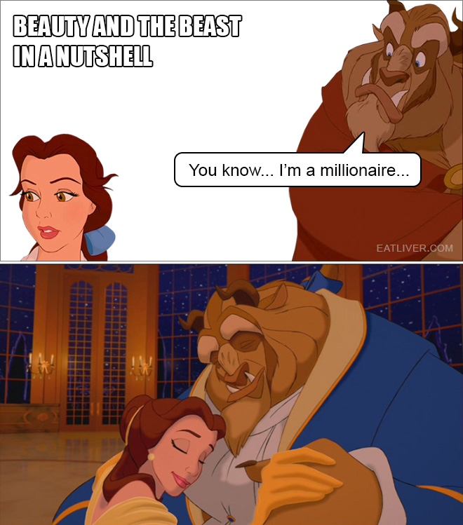 Amazing story of true love. So romantic!